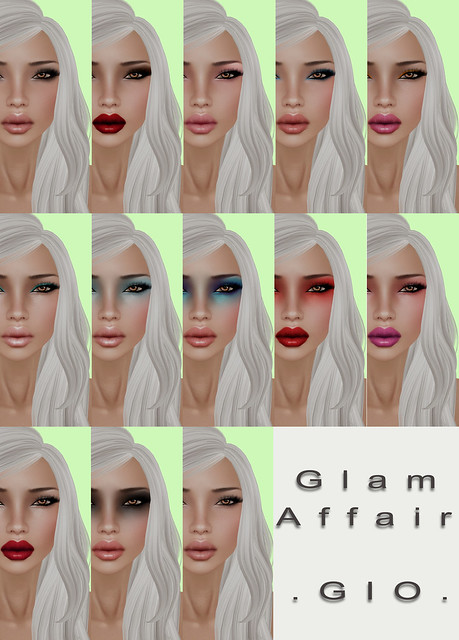 Glam Affair - Gio skin -  out soon!