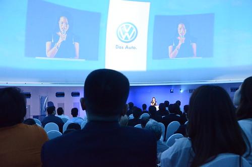 VW Das Auto - Elaine Daly