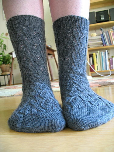 Almondine Socks_3