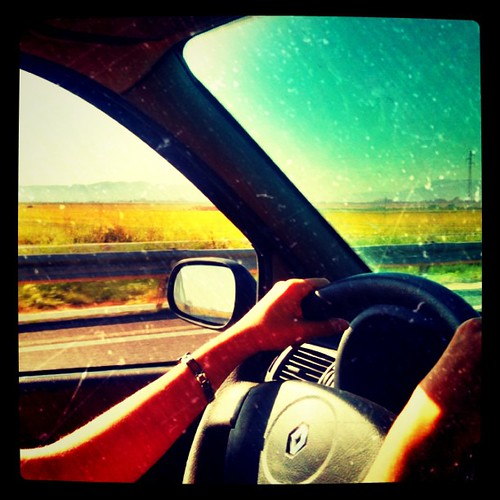 Driving to sueca... by rutroncal