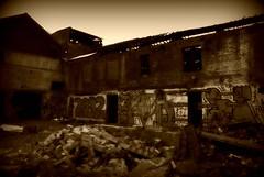 Wilkinsons of Elland/Blackley Brickworks (fragglehunter aka Sleepy G) Tags: uk england art mill graffiti closed nw factory northwest decay yorkshire explore disused halifax westyorkshire urbanexploring huddersfield ue urbex elland j24 sleepyg trasspass ukurbex fragglehunter ukurbexcom sleepygphotography fragglehunterurbex fragglehunteraerialphotography fragelhunter