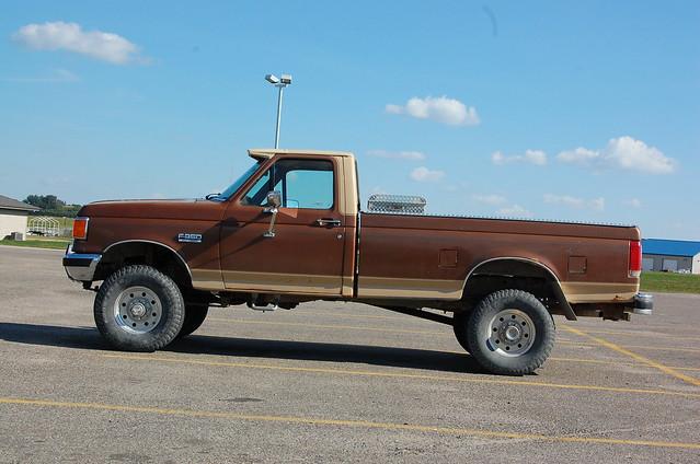 ford truck 4x4 f350 bigiron2011
