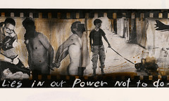 Eddie Colla -What lies in our power (*eddie) Tags: usa art bush war military iraq 911 prison torture terrorism eddie foreign abu obama ghraib crimes policy colla