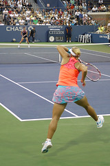 US Open 2011 (vishpool) Tags: ny arthur us open stadium womens grandstand ashe semis usopen flushing 2011 semifinals