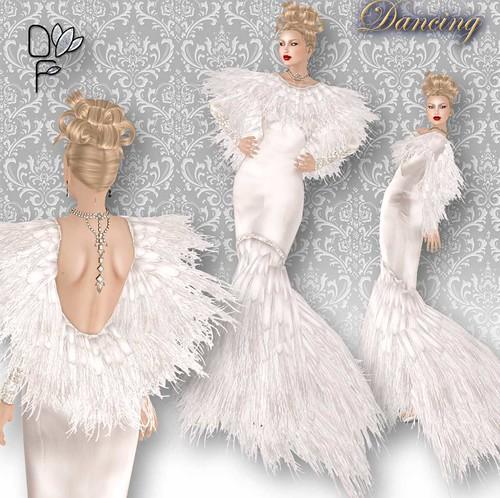 DANCING-gown