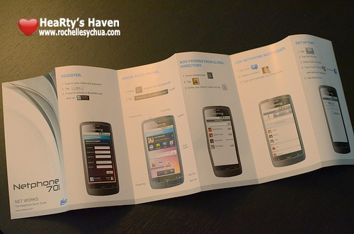 Smart Netphone Manual