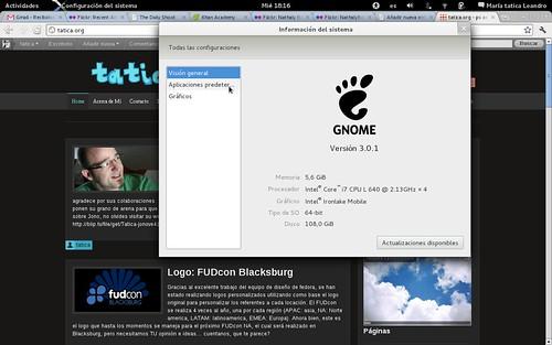 gnome3 3