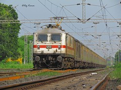 DEE-YPR Doronto Express (Raj Kumar (The Rail Enthusiast)) Tags: new indian express railways raj rf abb bhopal 3phase kumar sarai wcr 30290 rohilla duronto dwlhi wap7 yeshvantpur lalaguda misrod