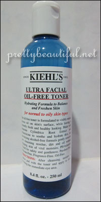 Kiehl's Ultra Facial Oil-Free Toner 1