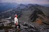 Pirin ridges after sunset (.:: Maya ::.) Tags: планина момиче залез пирин върхове тодорка mayaeye mayakarkalicheva маякъркаличева wwwmayaeyecom