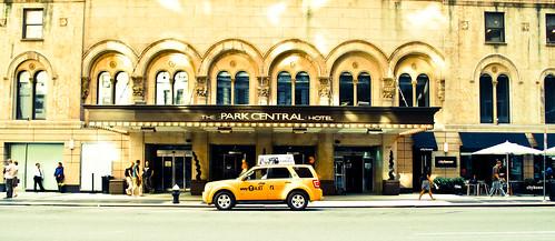 The Park Central Hotel by manuel escrig