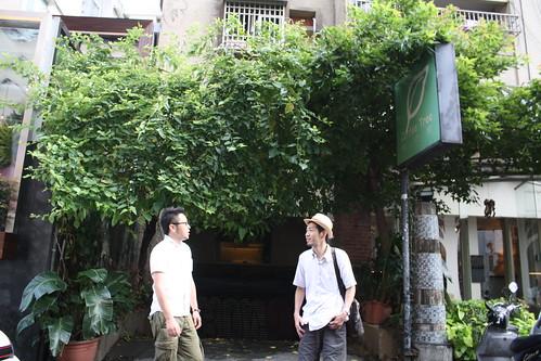 [台湾2.5] 台湾のオシャレトーク