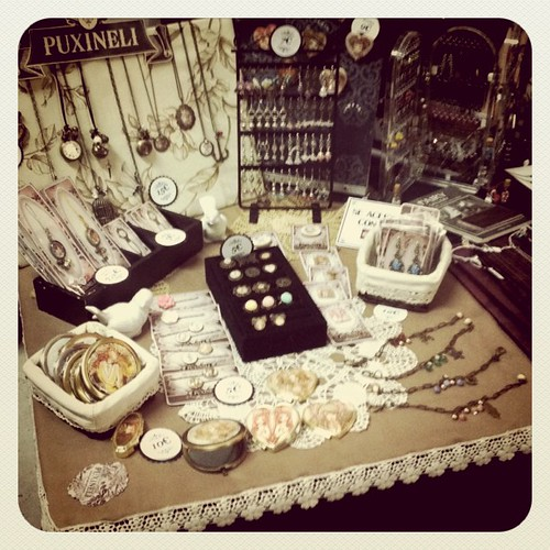 Stand de Puxineli en el Dolly Market Sailor Pirate by puxineli