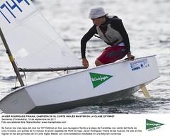 En Optimist gana Javier Rodríguez-Triana, del RCN de Vigo
