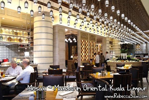 Mosaic- Mandarin Oriental, Kuala Lumpur-50