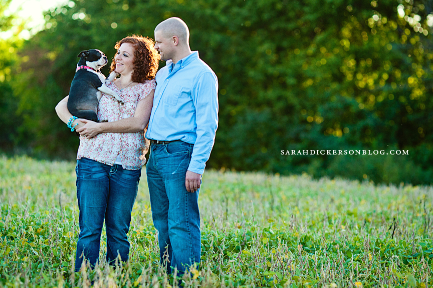 Heritage Park Kansas engagement photographers