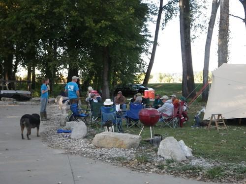 Jefferson City Missouri River Clean-up 10-01-11