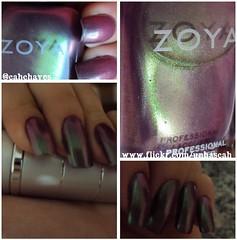 Zoya - Adina (Camila (unhas)) Tags: zoya nailpolish unhas adina esmalte