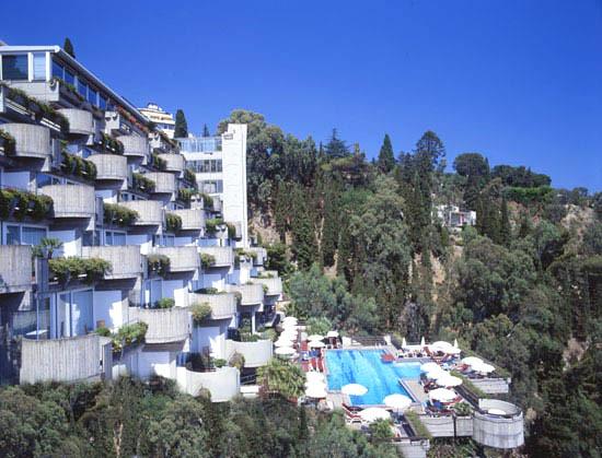 絶景ホテル モンテ・タウロ