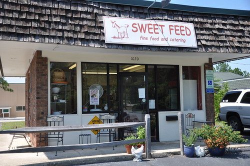 Sweet Feed Fine Food & Catering Southern Pines NC