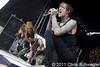 Suicide Silence @ Rockstar Energy Mayhem Festival, DTE Energy Music Theatre, Clarkston, MI - 08-06-11