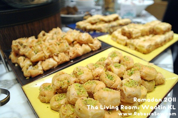 Ramadan 2011 - The Living Room, Westin KL-58