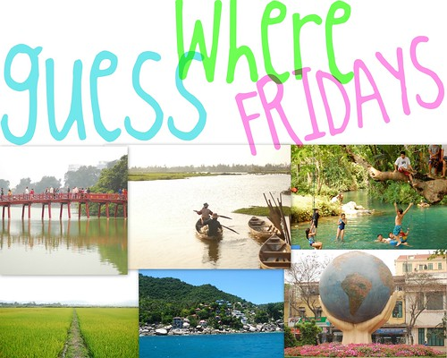 Guess Where Fridays (Week2)