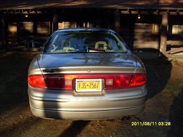 2001 buick ls regal