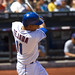Ruben Tejada swings 2