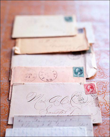 Letters - Alexandra Grablewski Photography