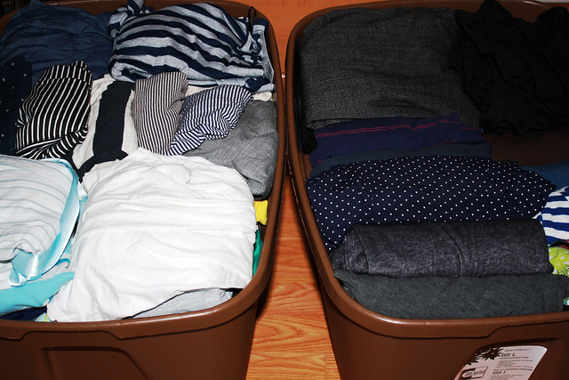 Day 346 - Packing Begins