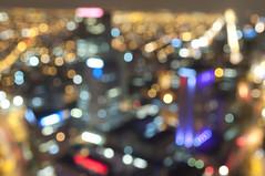 Bogota Downtown - Bokeh (CAUT) Tags: longexposure building tower southamerica night noche nikon colombia bogota torre bokeh edificio ciudad desenfoque nocturna kolumbien ciy largaexposicin 2011 d90 amricadelsur caut torrecolpatria nikond90 colpatriatower