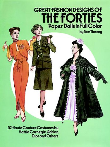 dover publications paper dolls series