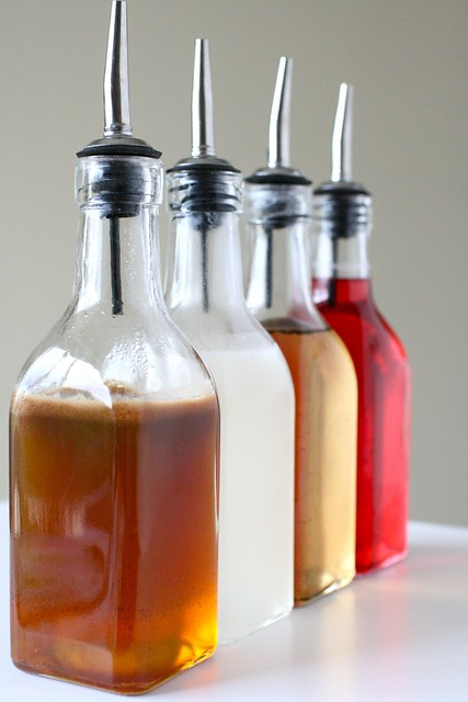 DIY Flavored Syrups - Everyday Annie