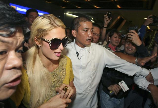 Philippines Paris Hilton