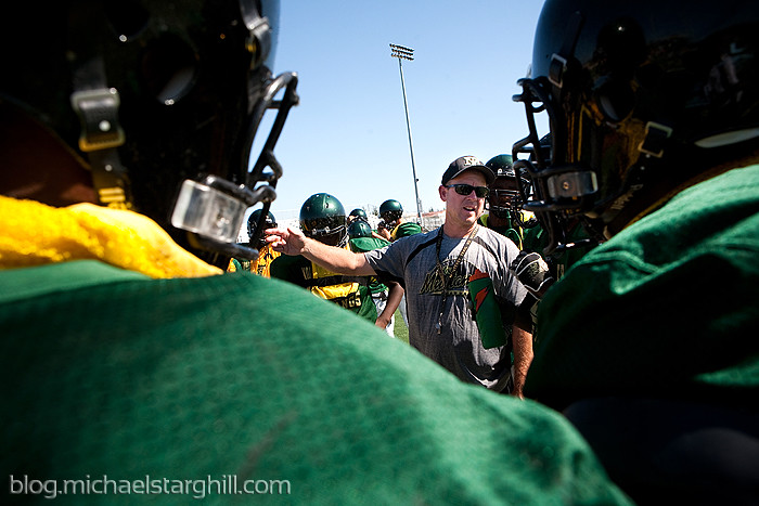 Monterey Trail Football
