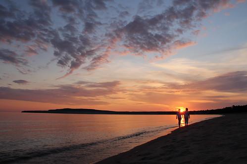 Pancake Bay on Lake Superior