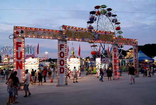 Wilson County Fair 2011