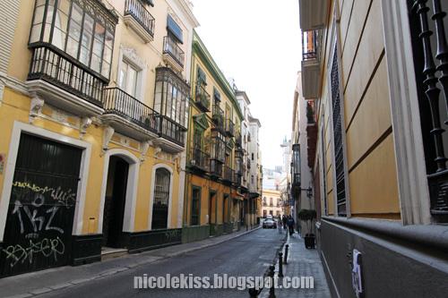 street of seville