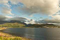 Fort William and Ben Nevis (w11buc) Tags: scotland highlands scottish bennevis fortwilliam corpach 5photosaday scottishlandscapes bennevisrange greatscot
