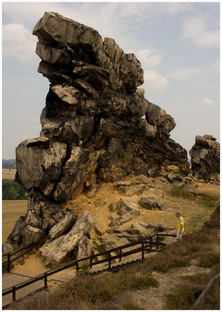 Teufelsmauer (Devils wall)