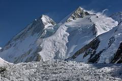 Gasherbrum II 8035m &,Gaherbrum lll 7925m. (Mountain Photographer) Tags: mountain mountains altitude peak glacier concordia peaks himalaya basecamp baltoro 8000m himalays muztagh 7000m highaltitudes alttitude godwinaustin sakrdu northranarea rizwansaddique gettyimagespakistanq2 gasherbrumii8035m k4gaherbrumlll7925 highalttitude