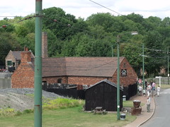 Black Country Living Museum - Underground Mine and Rock & Fossil Shop