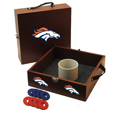 Denver Broncos Washers Toss Game