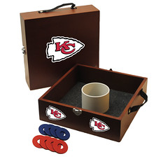 Kansas City Chiefs Washers Toss Game