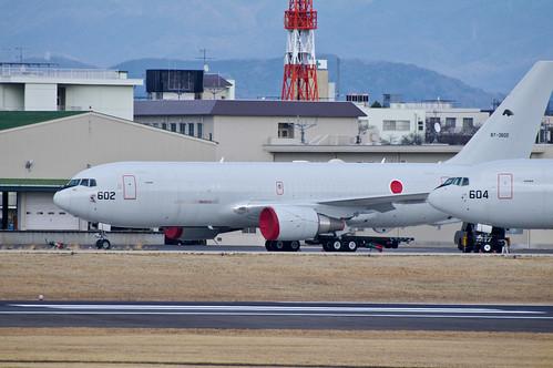 航空自衛隊小牧基地-県営名古屋空港(JASDF Nagoya Komaki Air Base)