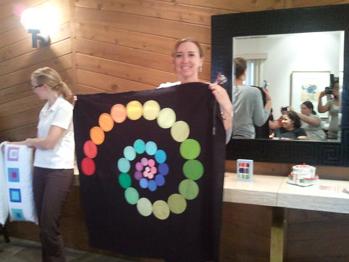 Cindy's Circle Swirl