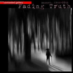 ****contrasted gallery (Fading Truth) Tags: xo manueldiumenj contrastedgallery fadingtruth