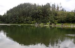Luegsteinsee & Wasserrutsche