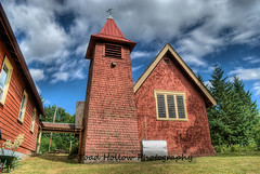 St. Andrews Anglican Church - Cowichan Station, Vancouver Island, BC, Canada (Toad Hollow Photography) Tags: canada heritage history classic church beautiful architecture landscape bc character fineart peaceful spire vancouverisland standrews development hdr anglican cowichan cowichanvalley cowichanstation